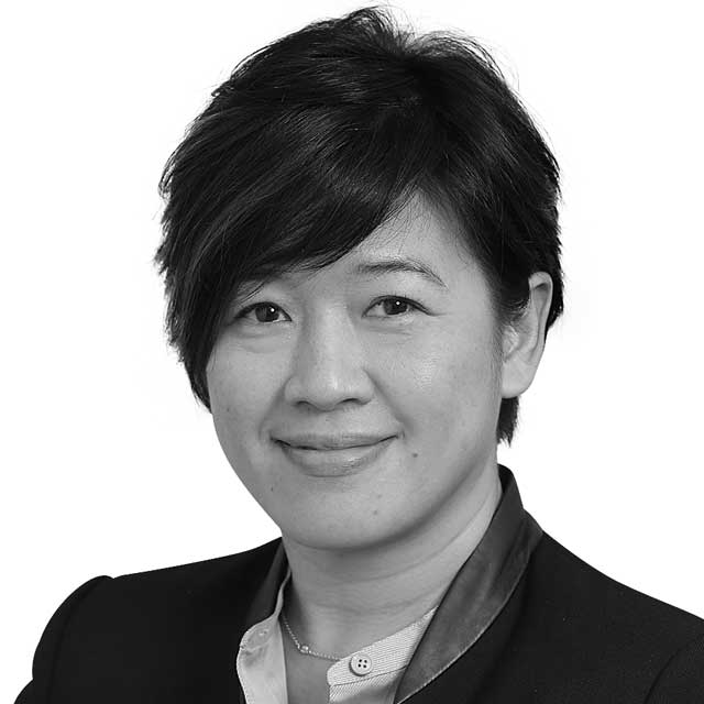 Eve Yeung - Hong Kong Casualty Manager